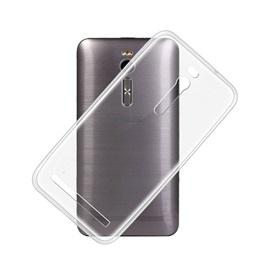 Transparentní silikonové pouzdro Asus Zenfone 2