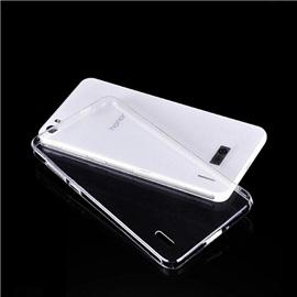 Transparentní silikonové pouzdro Huawei Honor 6