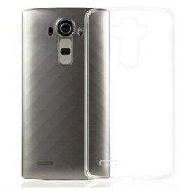 Transparentní silikonové pouzdro LG G4