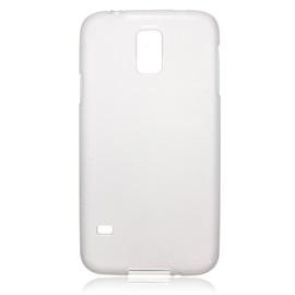 Transparentní silikonové pouzdro Samsung Galaxy S5 mini