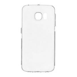 Transparentní silikonové pouzdro Samsung Galaxy S6 edge