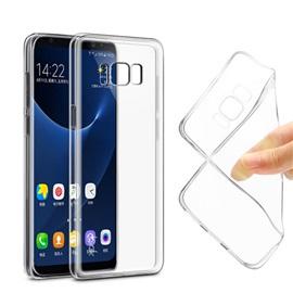Transparentní silikonové pouzdro Samsung Galaxy S8
