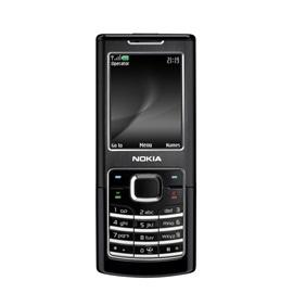 Nokia 6500 classic; ČERNÁ