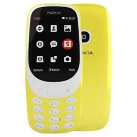 Nokia 3310 2017 Dual SIM; ŽLUTÁ
