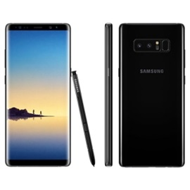 Samsung Galaxy Note 8 N950F 64GB Single SIM; ČERNÁ