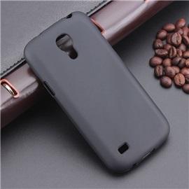 silikonové pouzdro Samsung Galaxy S4 mini i9190; ČERNÁ